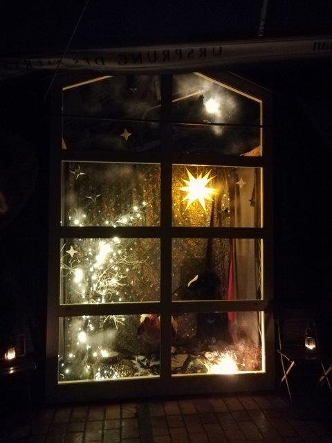 Adventsfenster Ideen.Adventsfenster Thema