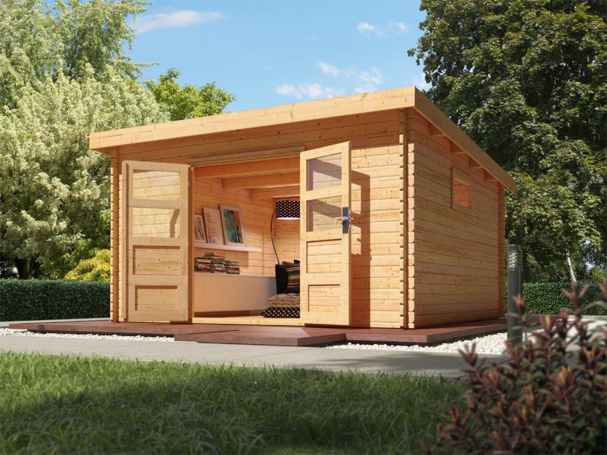 gartenhaus selber bauen - selber schrauben und nageln! - gladbeck