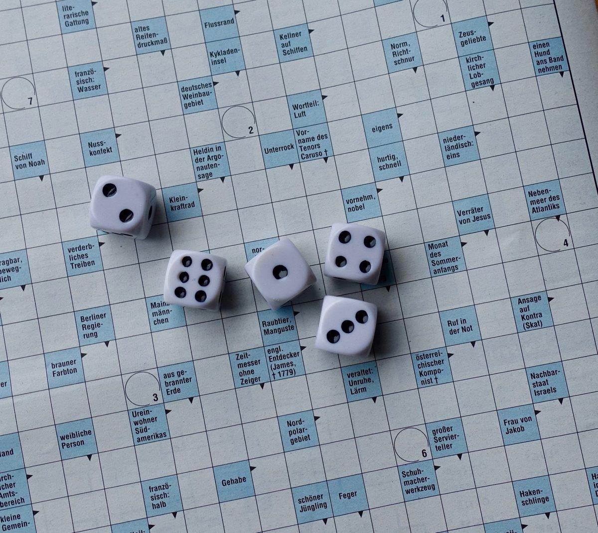 Rätseln Oder Würfeln Welches Spiel Spielt Weseler Politik Und