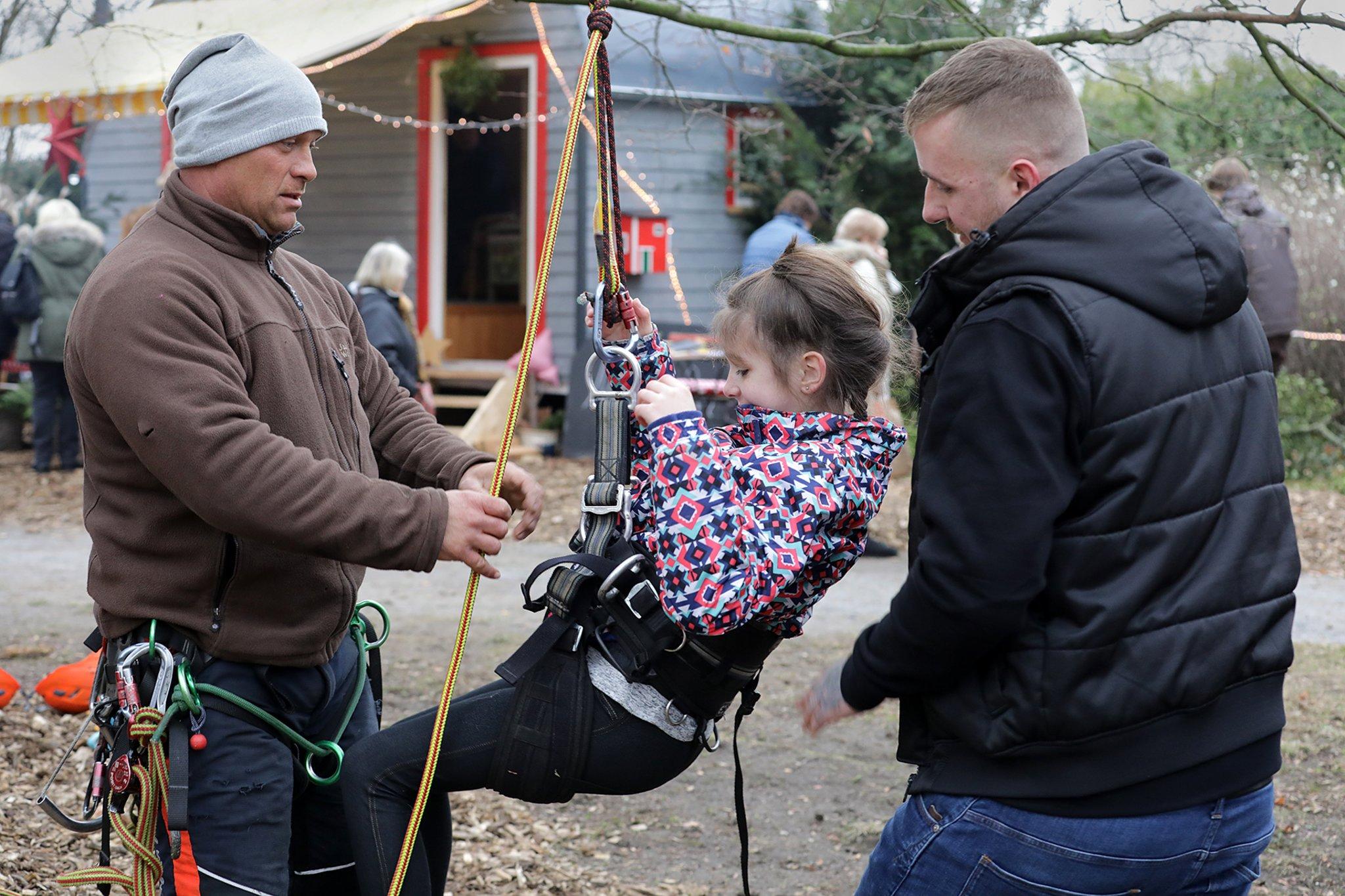 Klettergurt Ratgeber : Markt im schlosspark: cappenberg strahlt weihnachtszauber lünen