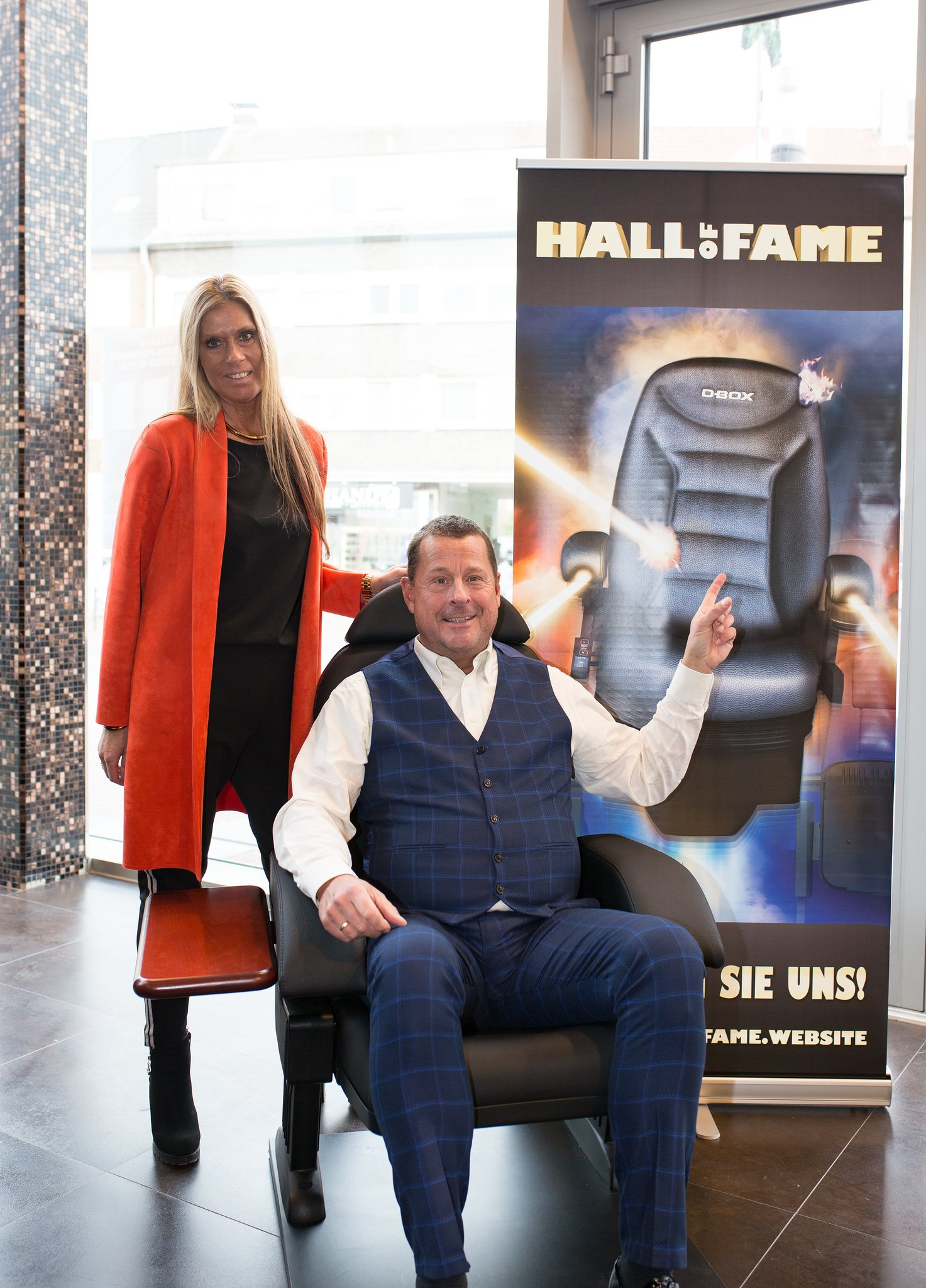 Hall of fame kamp lintfort