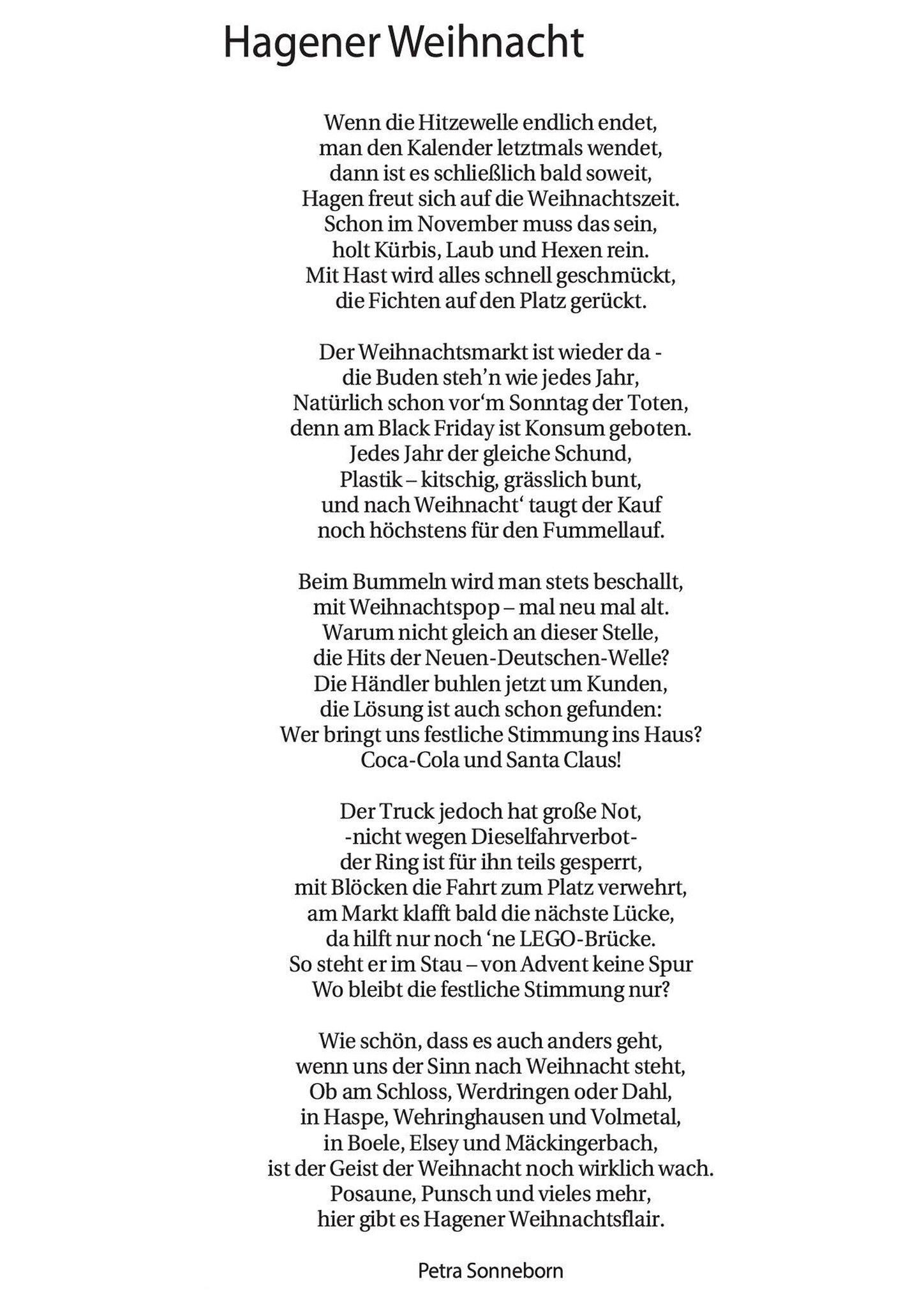 Tannenbaum Gedicht.Ein Tannenbaum Für Ein Gedicht 100 Gedichte 10 Sieger Hier Sind