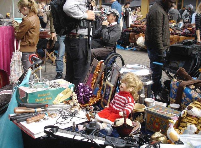 flohmarkt in bochum heute