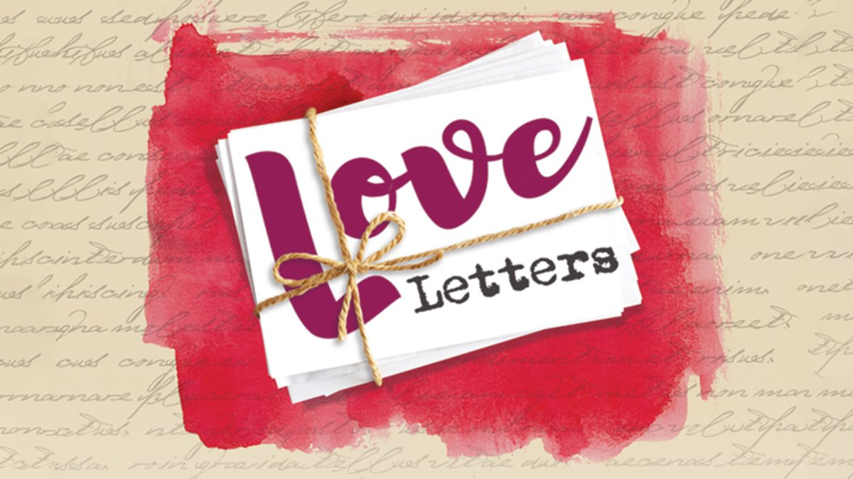 Love Letter Example | Love Letters Nostalgie Hagen