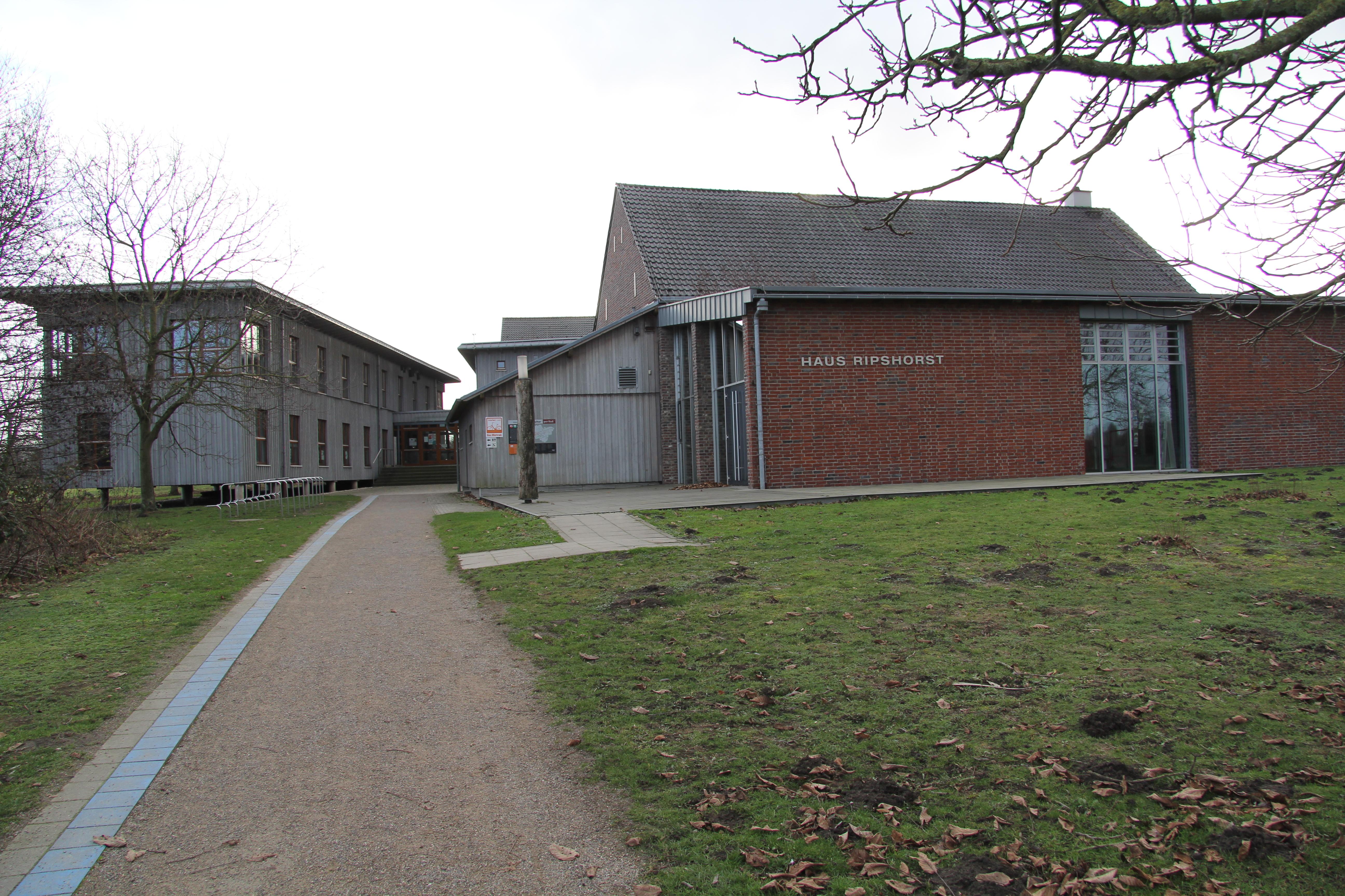 Haus Ripshorst seit Jahren im Aufwind