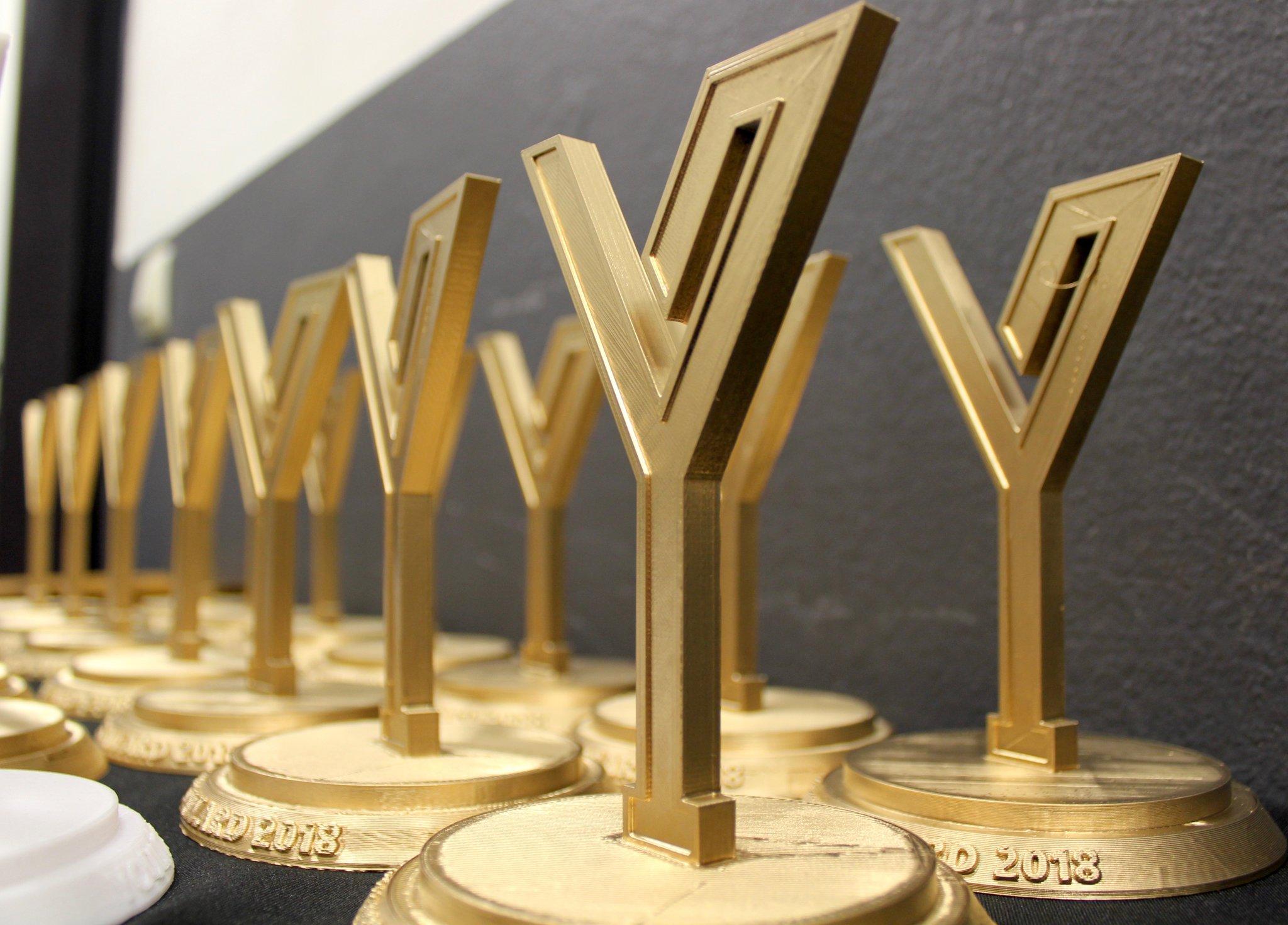Youlius-Award für Youtuber in Essen in der Zeche Carl: Youlius-Award für Youtuber in Essen in der Zeche Carl am 26.1.19