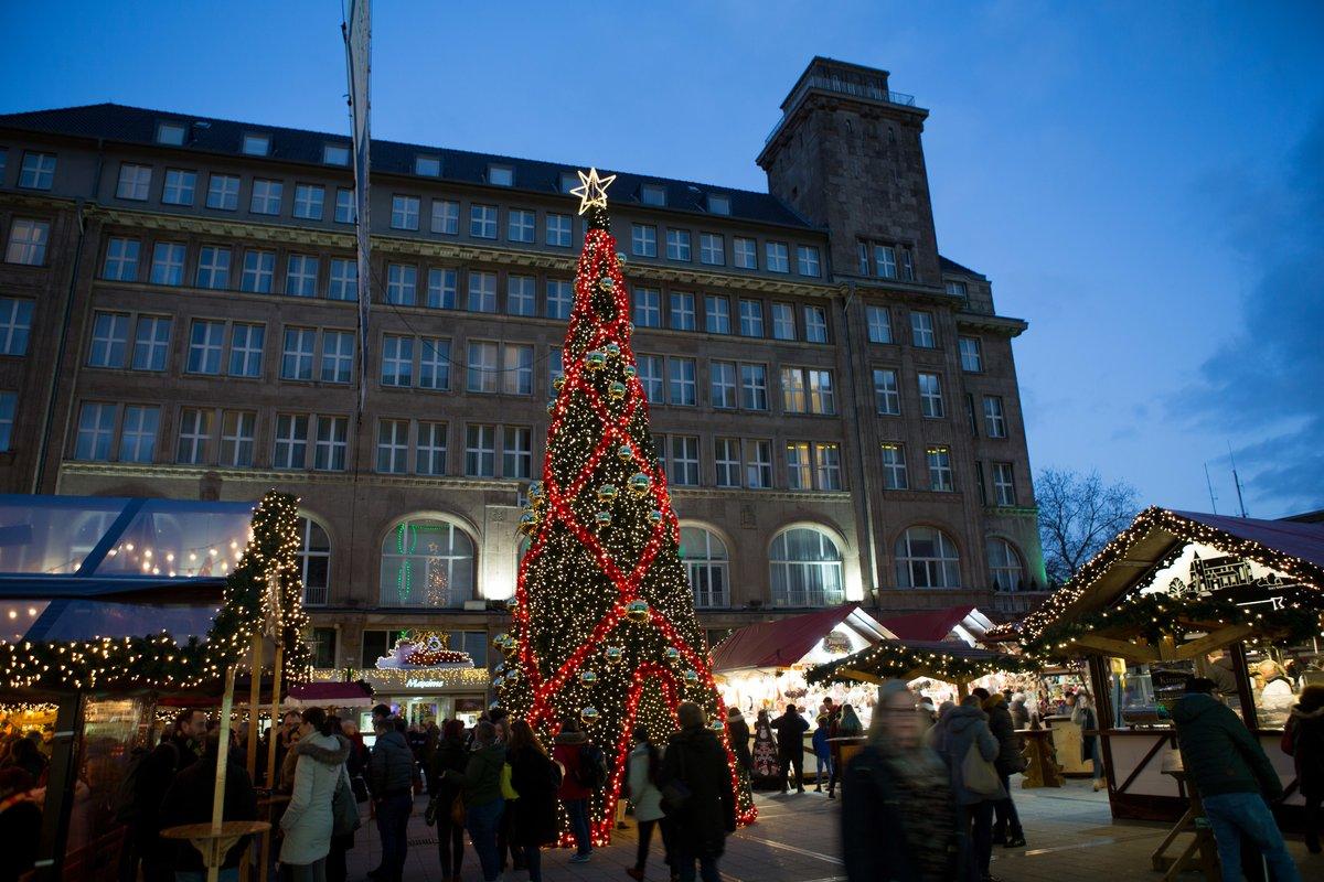 Essen Weihnachtsmarkt 2019.Best Christmas City 2018 Essen Wird Als Beste Weihnachtsgroßstadt