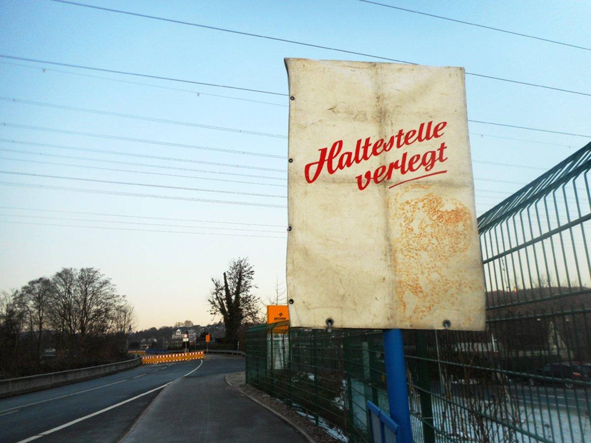 Wetter Hagen Und Die Brücken Bleiben Noch Einige Zeit Dicht