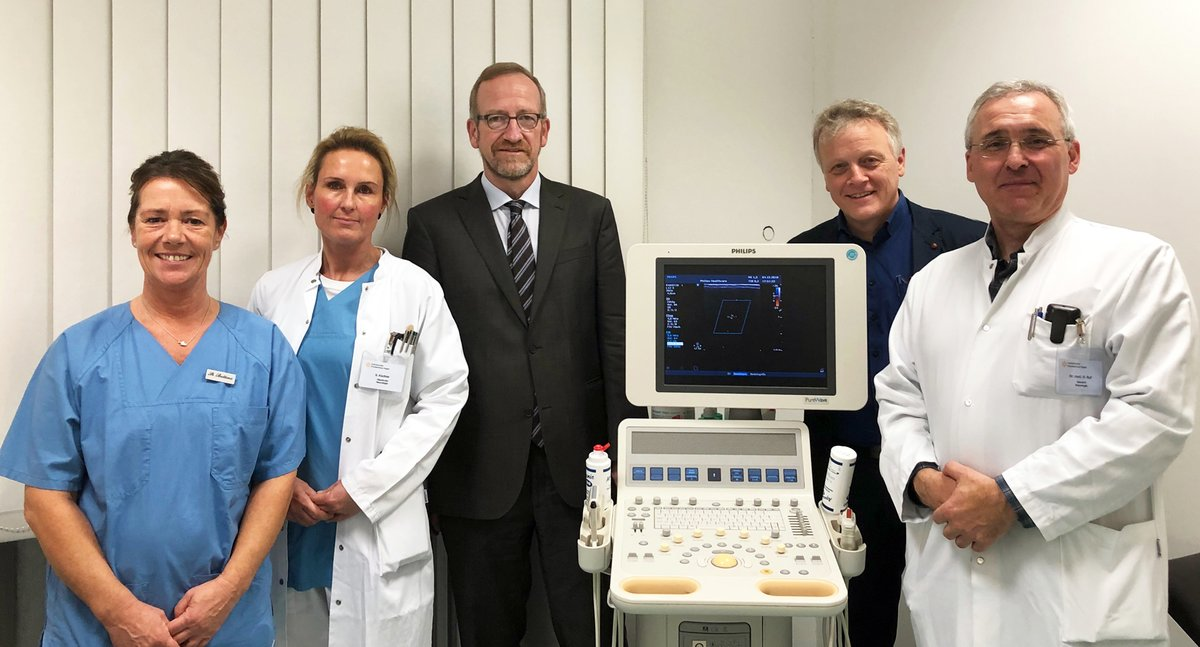 Stroke Unit Optimale Schlaganfallversorgung St Johannes Hospital