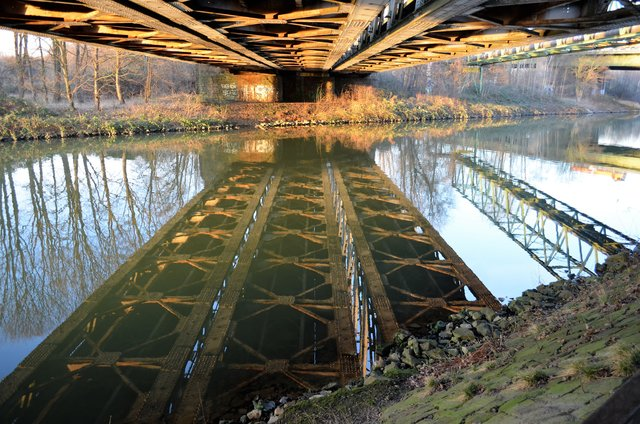 Rhein Herne Kanal Thema