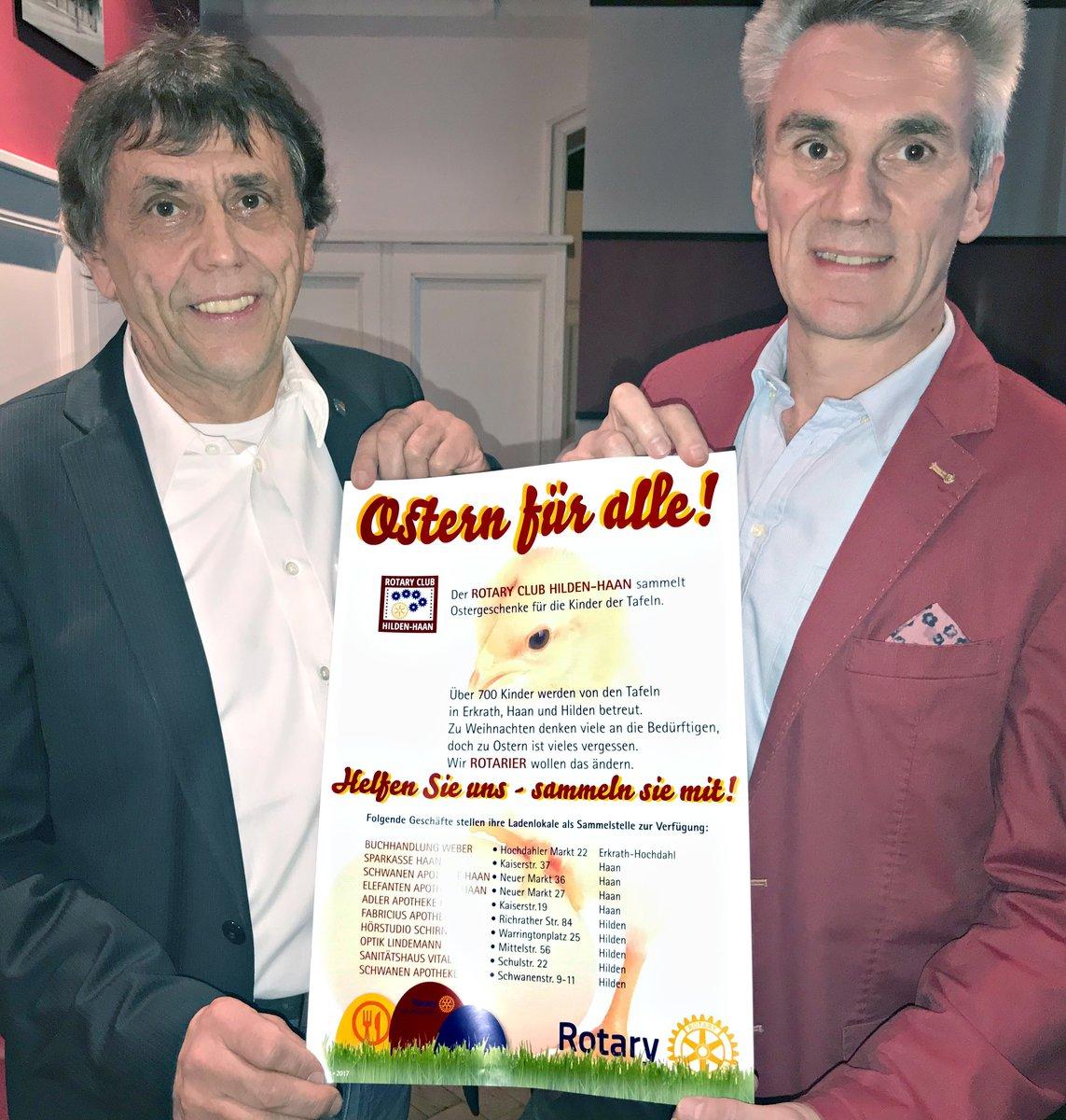 Weihnachtsgeschenke Für Kinder 2019.Rotary Club Hilden Haan Sammelt Geschenke Für Kinder Ostern Für