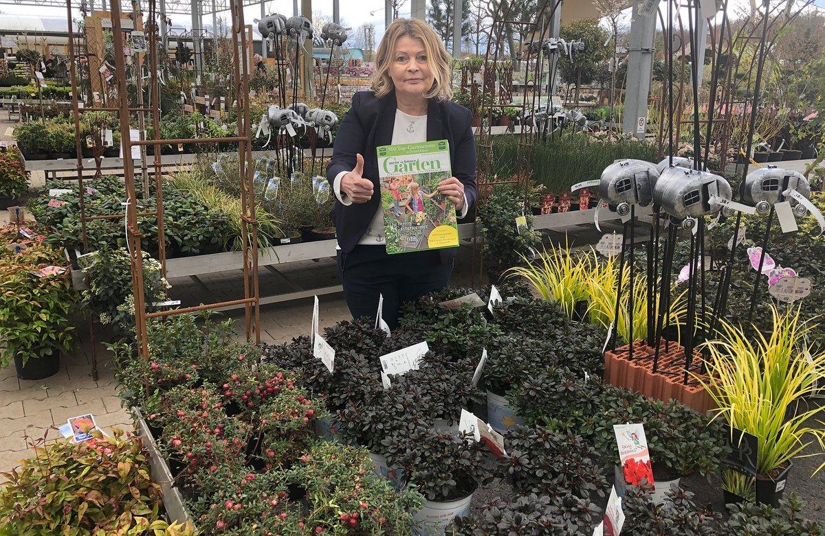Fabelhaft Gartencenter Röttger in Bergkamen freut sich über Top-Platzierung #TC_82