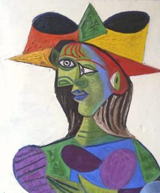 Picasso Bilder Wert