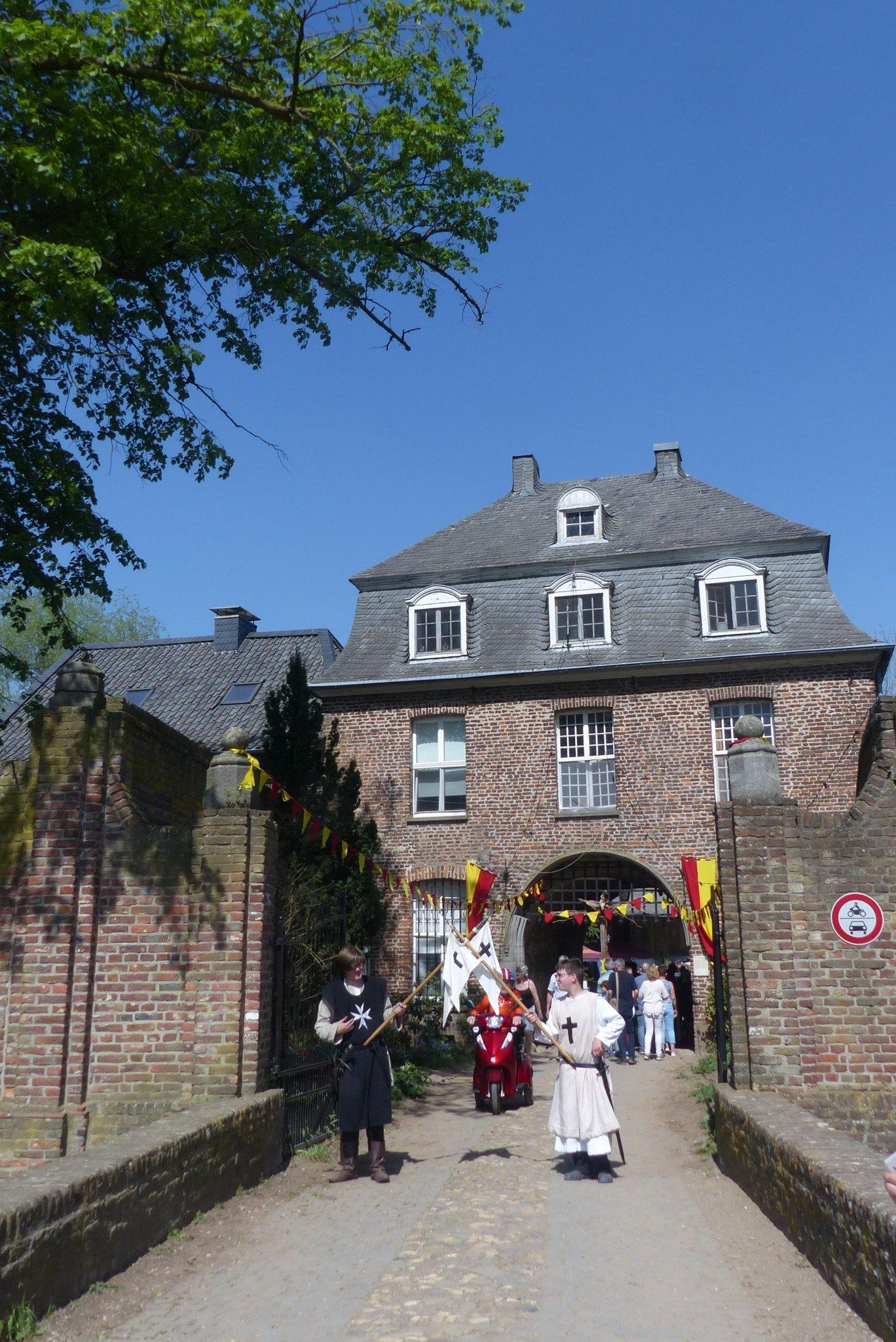 Mittelaltermarkt Im Kloster Graefenthal In Goch Kloster Graefenthal