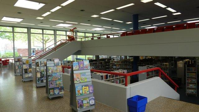 Poetry Slam Am 14 Juni In Der Stadtteilbibliothek
