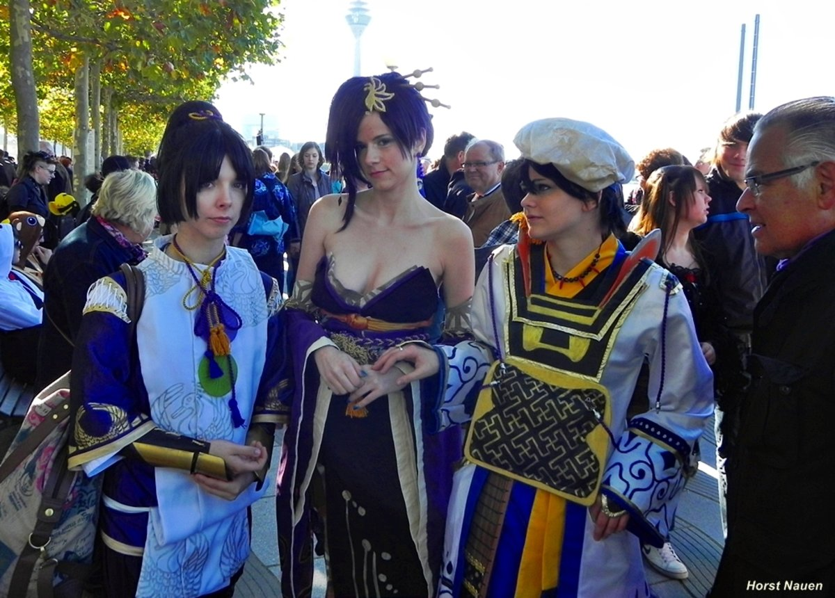 japan girls düsseldorf