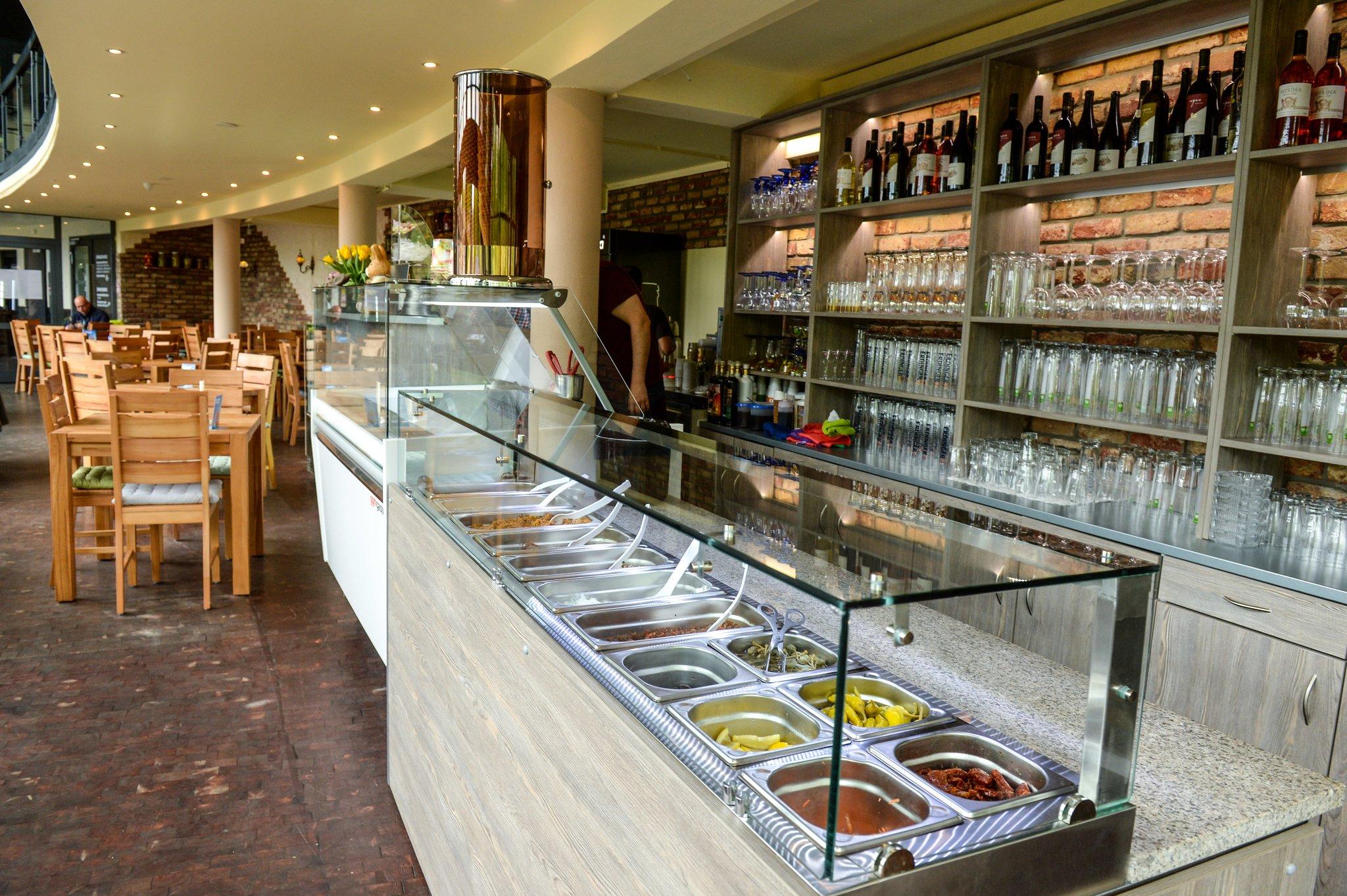 Vegetarisches und veganes Restaurant Ronja zieht in den