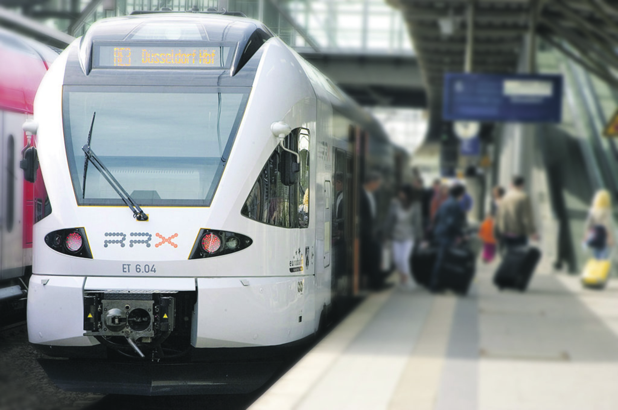 S Bahn Langenfeld Köln