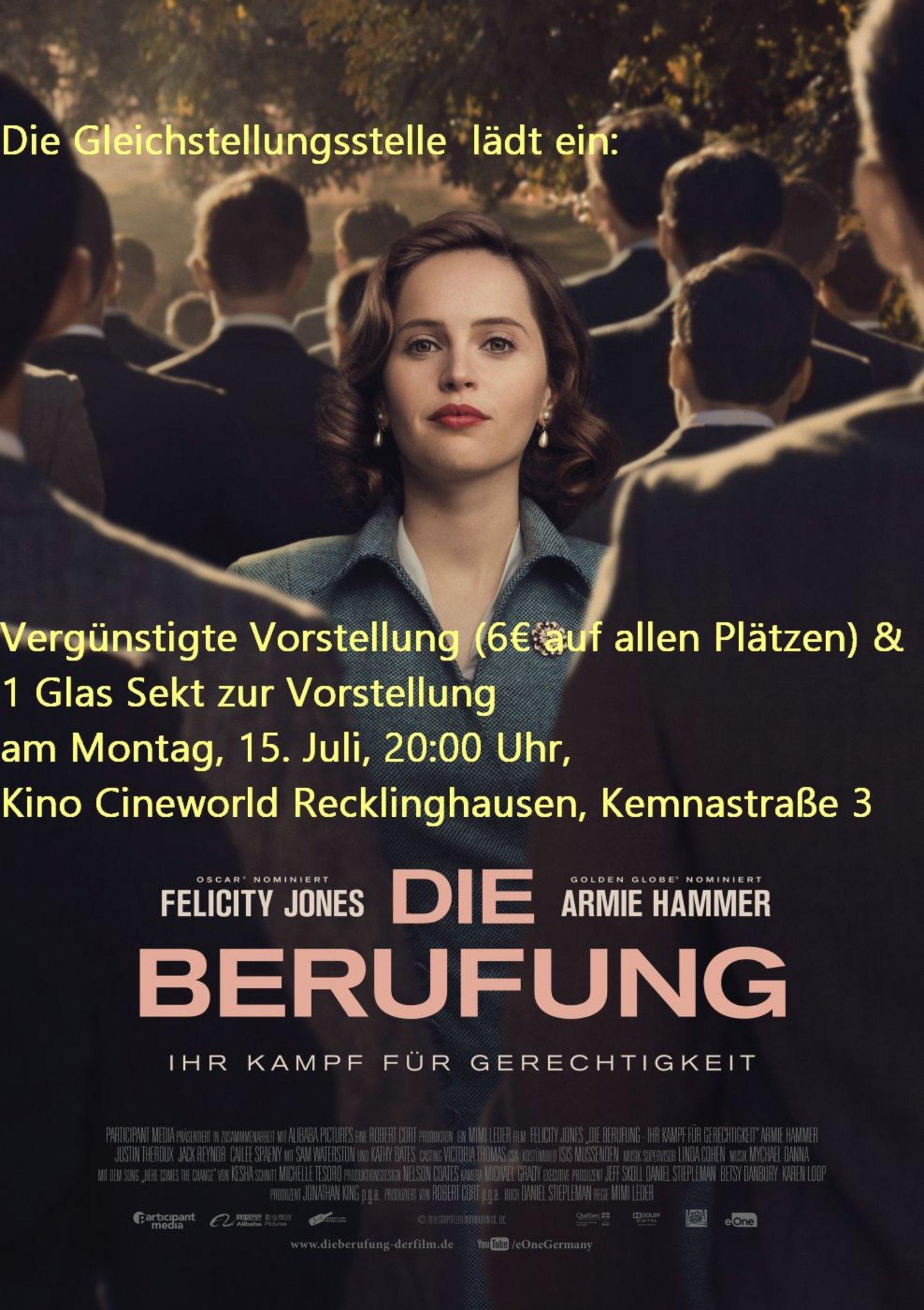 Kino Recklinghausen Film