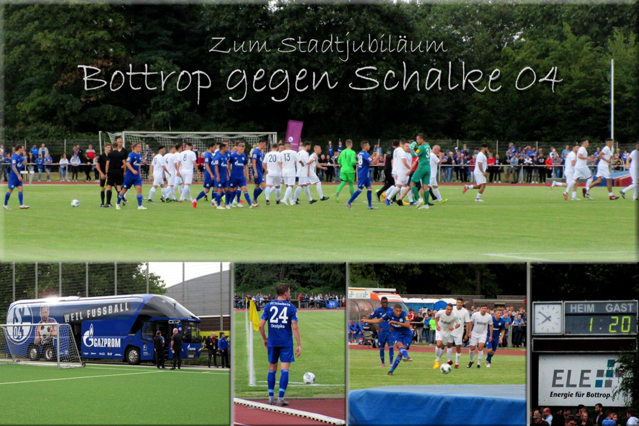 Freundschaftsspiel Schalke