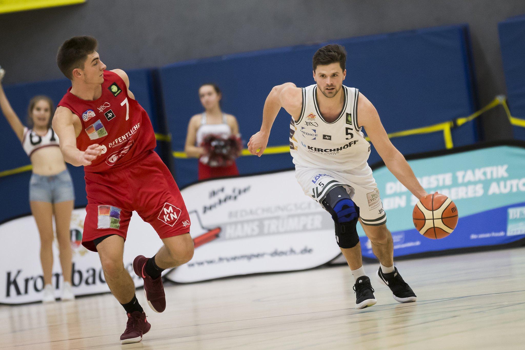 Iserlohn Basketball