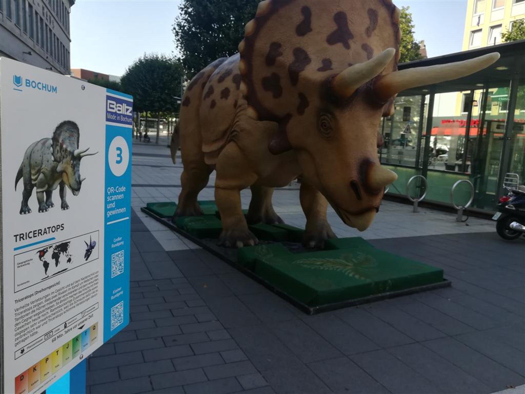 Dino City Bochum Karte.Einfach Dinostark Welcome To Jurassic City Bochum Wird Zur