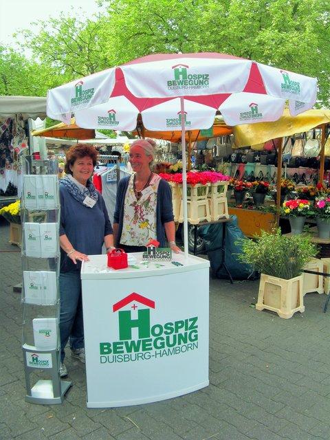 """Hospizbewegung Hamborn startet neuen Vorbereitungskurs für  ehrenamtliche Begleiter: """"Einfühlsam und mitnehmend"""""""