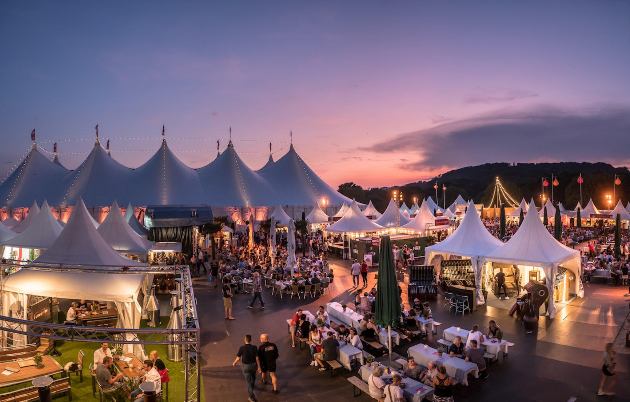Zeltfestival Ruhr 2019: Diese Stars sind am Kemnader See