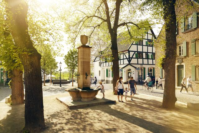 Modelle aus Monheim am Rhein