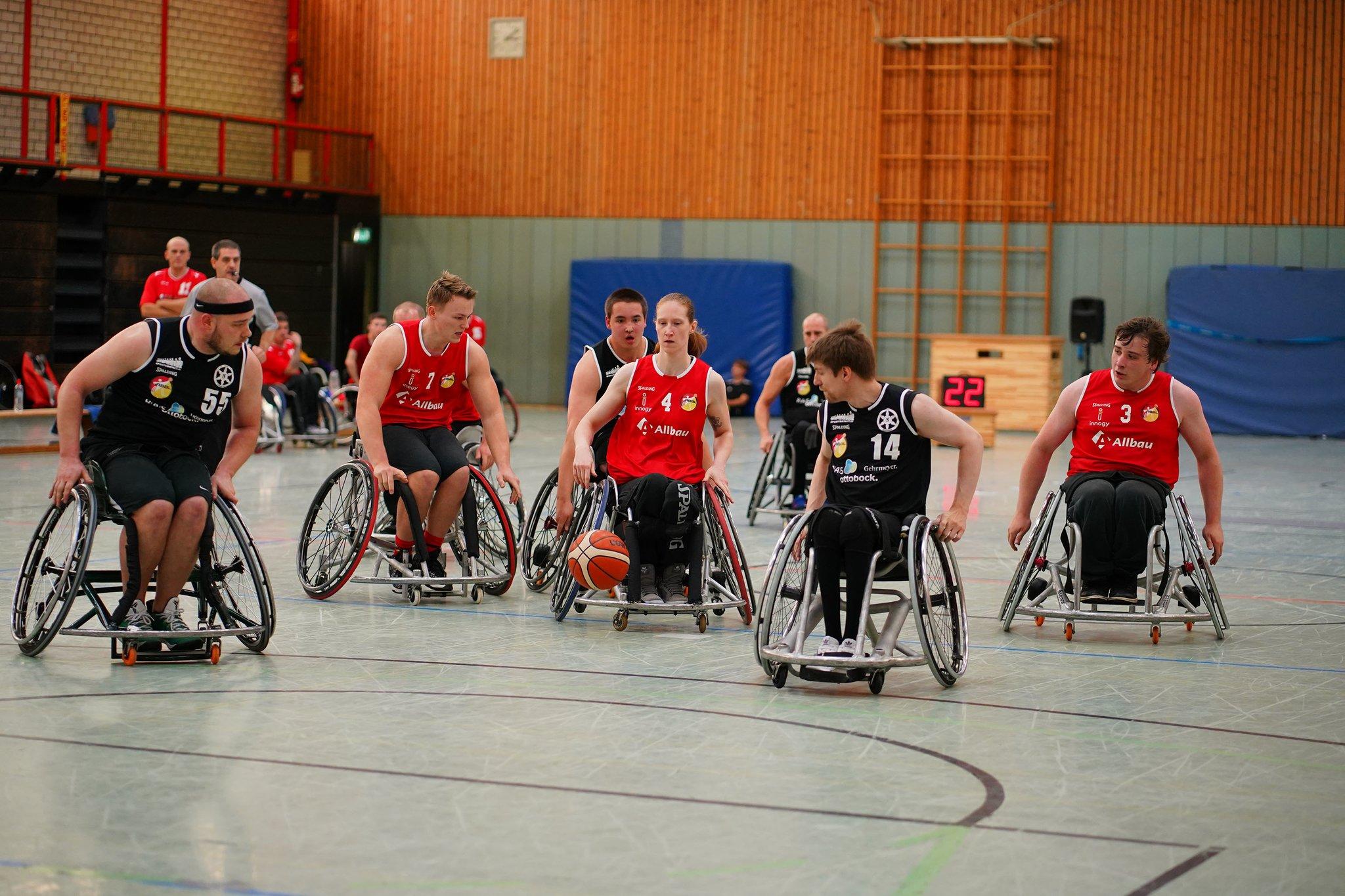 Rollstuhlbasketball Wm Spielplan