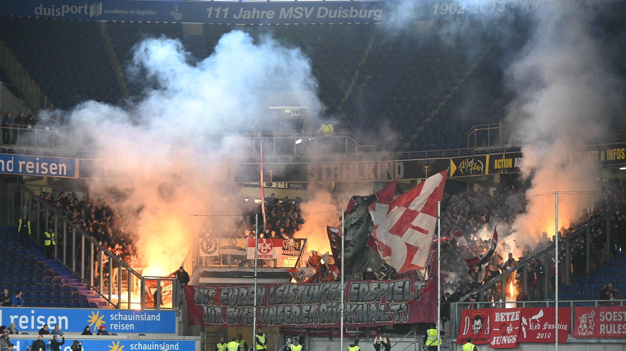 Msv Gegen Kaiserslautern