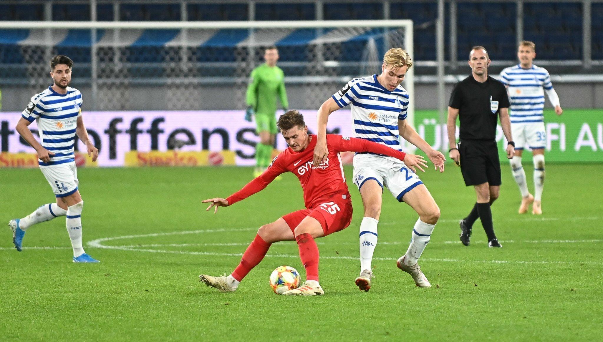 WГјrzburg Gegen Duisburg