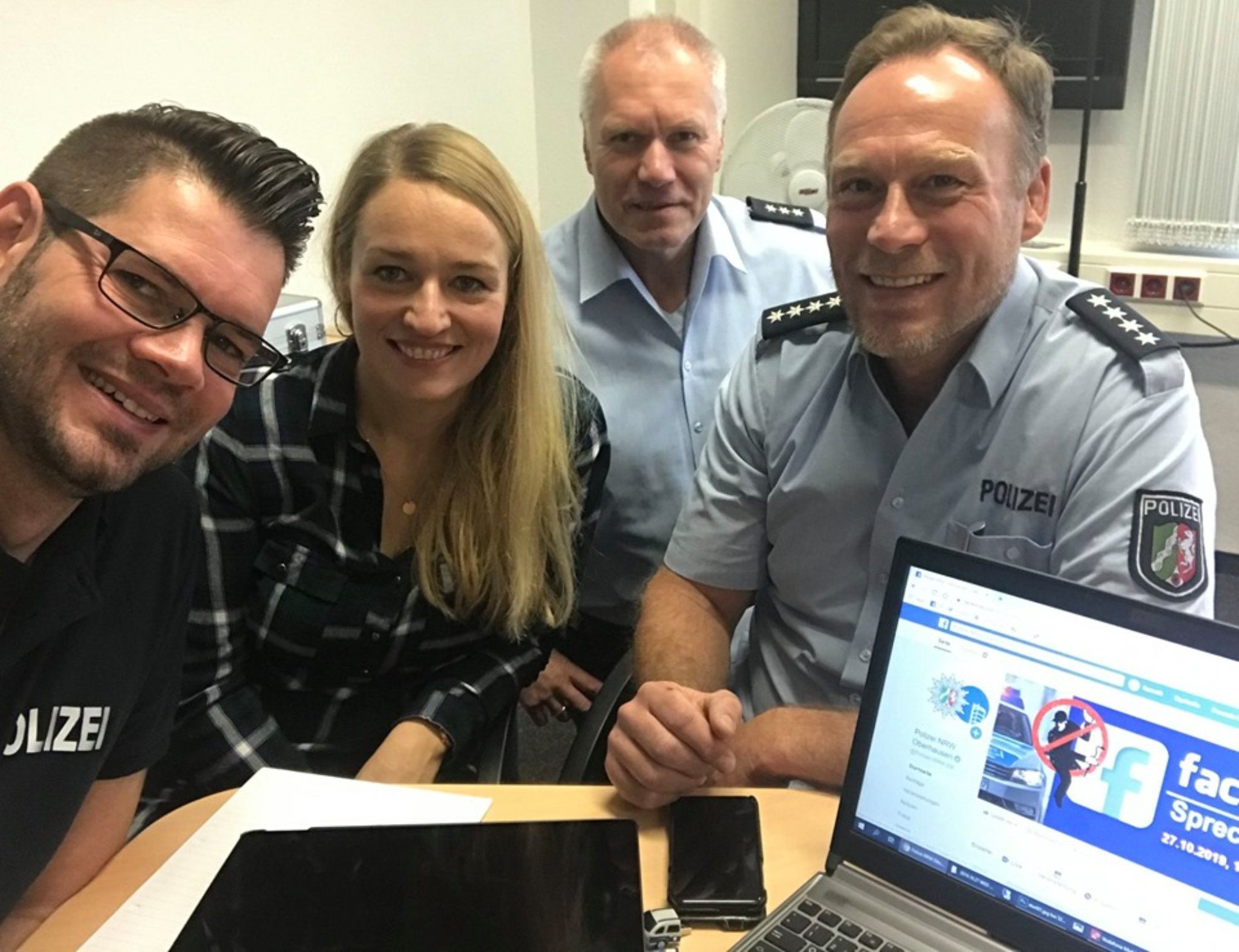 Facebook Polizei Oberhausen