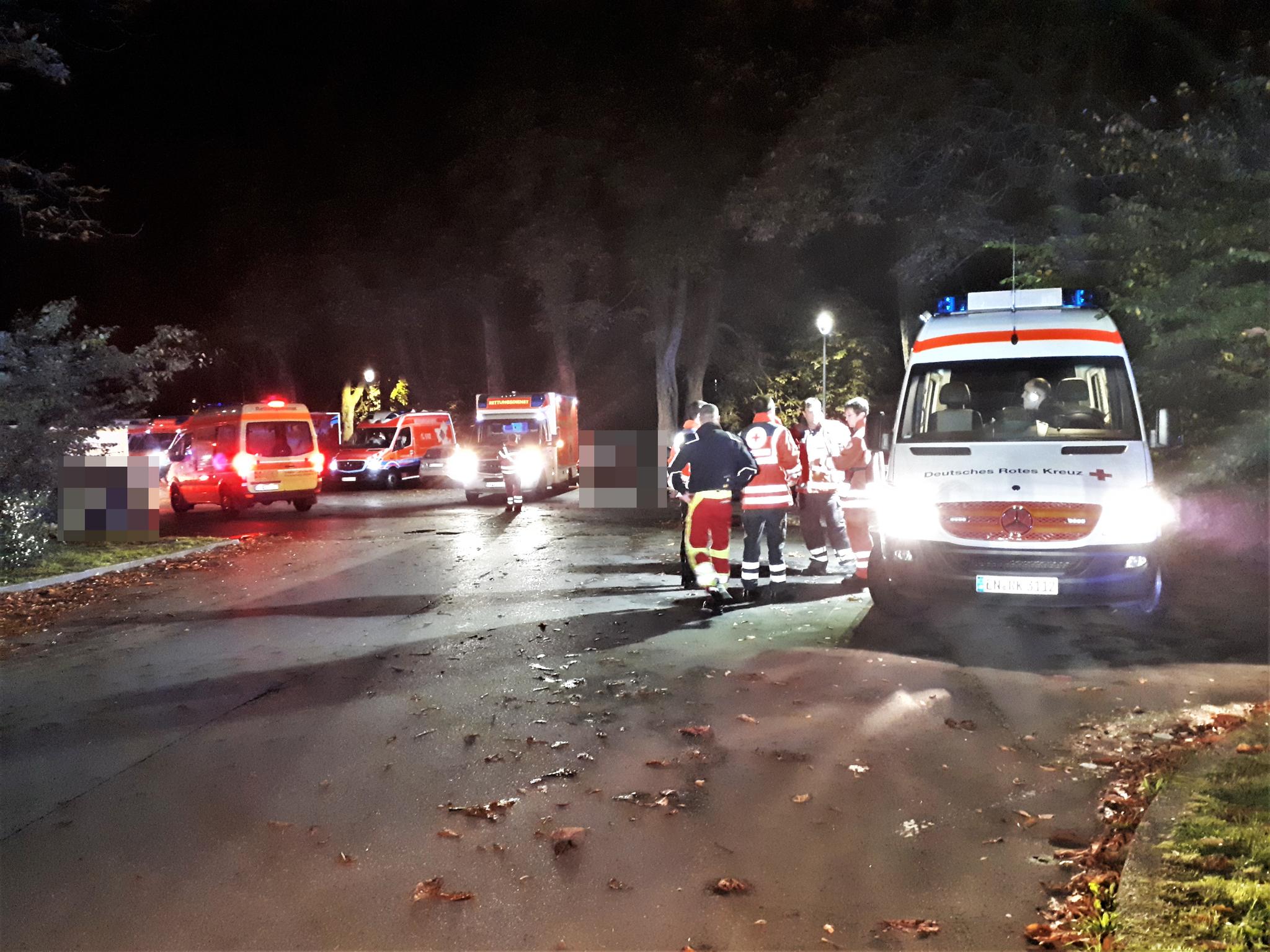 Swingerclub evakuiert