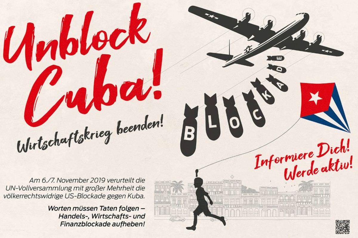 Unblock Cuba - Bochum