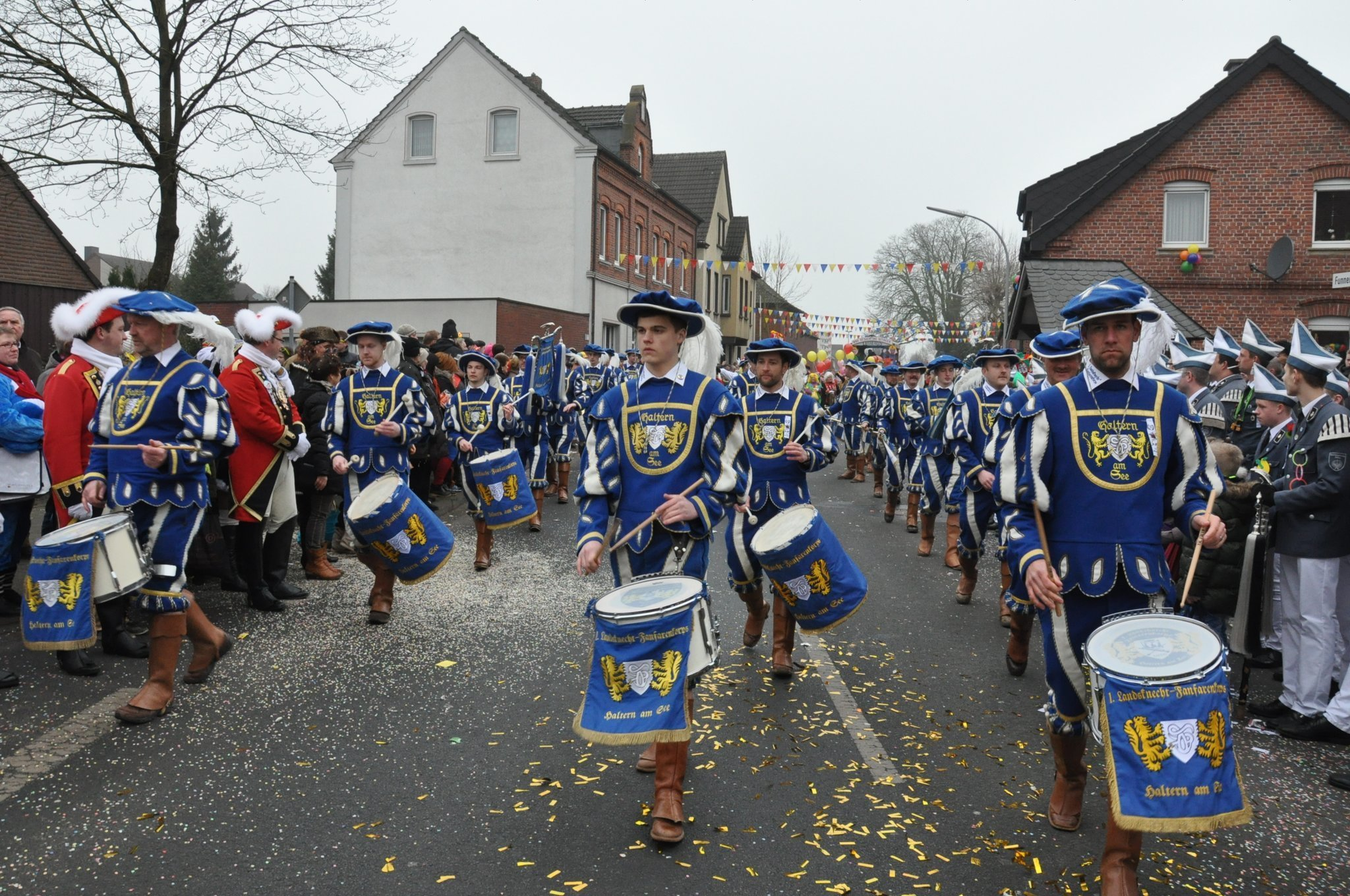 Olfen: Steverstadt startet in die Session - Proklamation am 10. November hat Familienfest-Charakter - Olfen - Lokalkompass.de