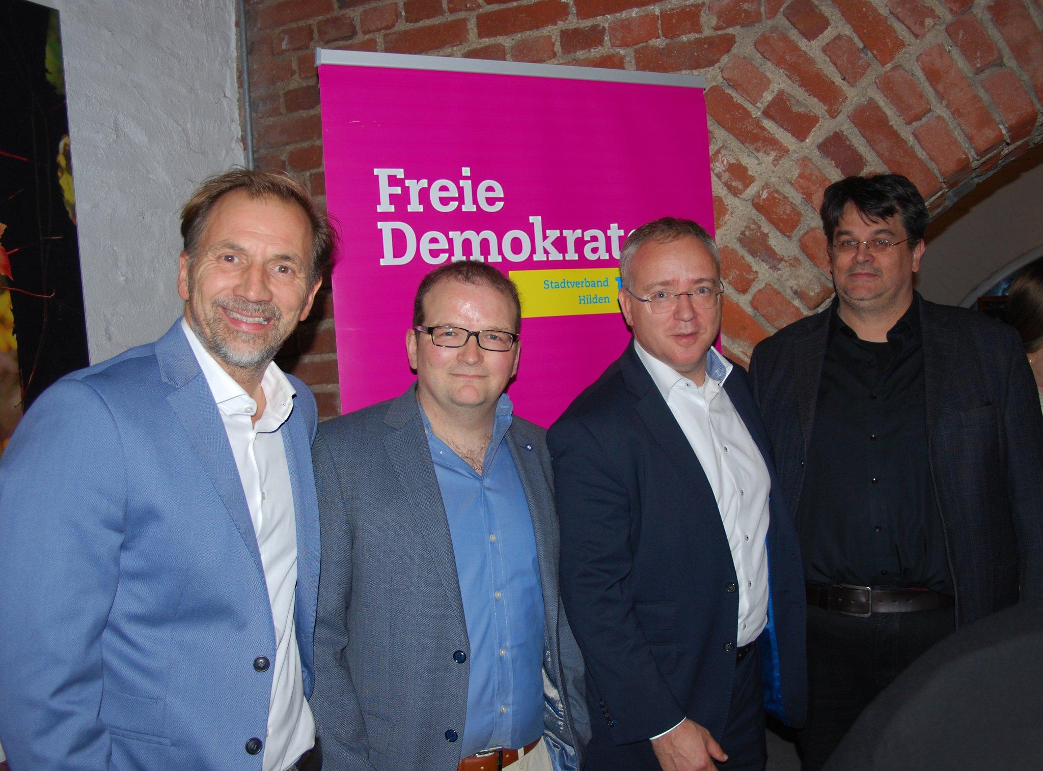 Stadt- und Verkehrsplaner stellen bei FDP Ideen vor: Radkonzept für Hilden - Hilden - Lokalkompass.de
