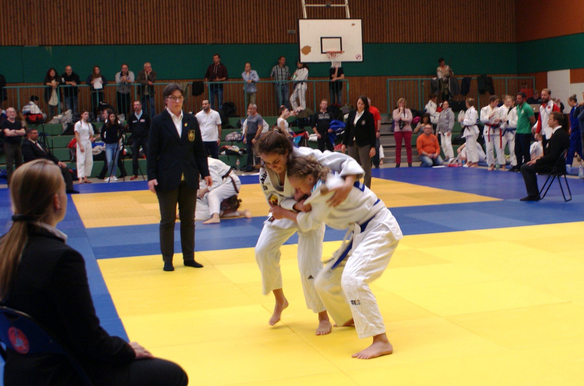 Judo Club Holzwickede trägt Sichtungsturnier aus - Unna - Lokalkompass.de