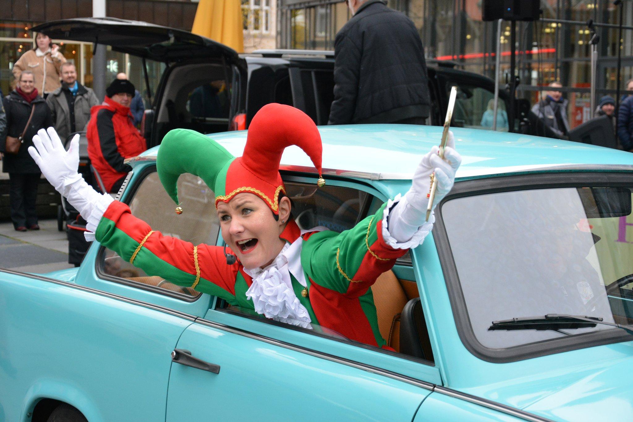 Karnevalsauftakt in Hilden nach Maß: 11.11. um 11.11 Uhr: Hoppedine ist erwacht - Hilden - Lokalkompass.de