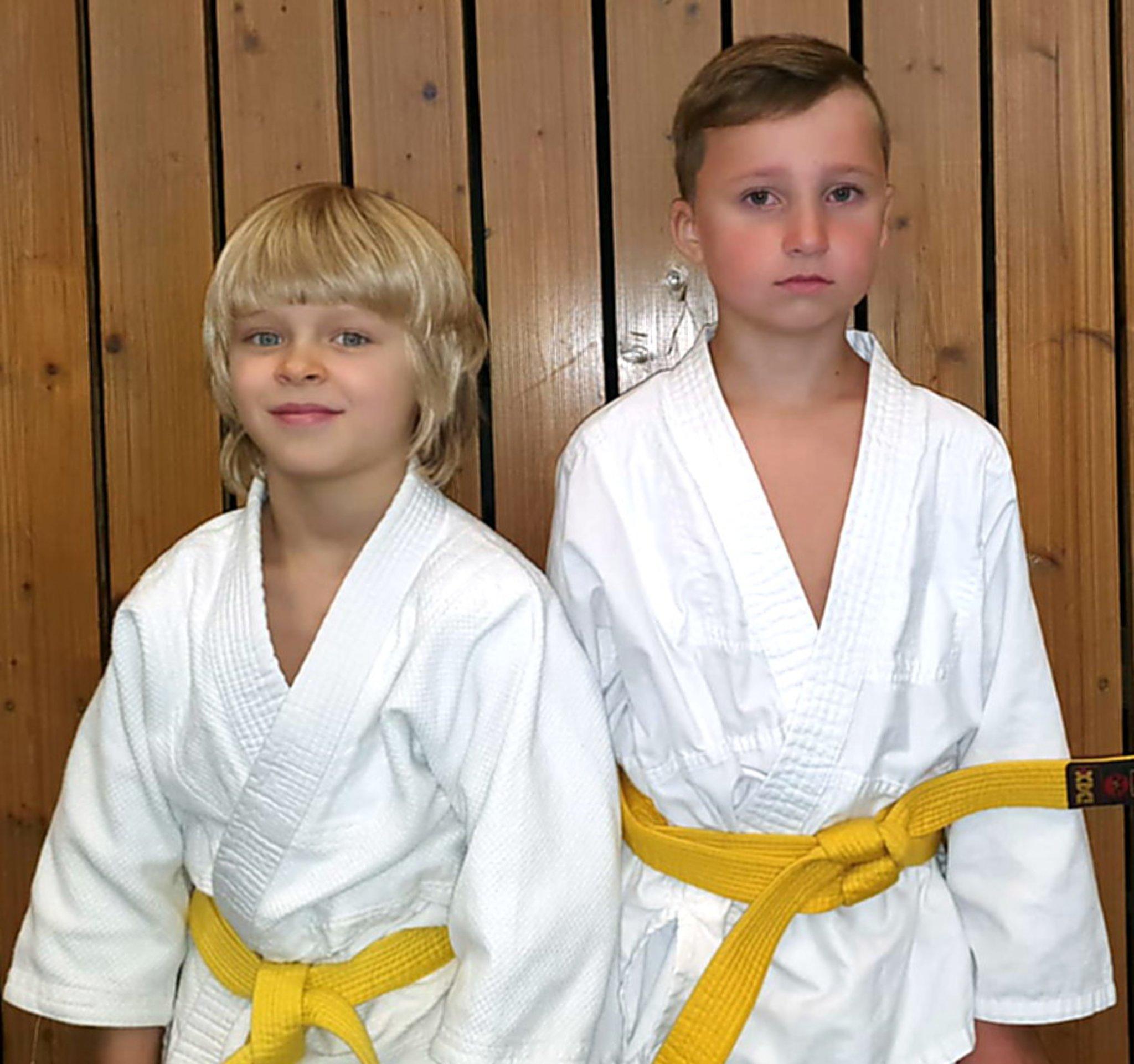 Linus und Kevin vom Lüner SV Judo siegen bei Turnier in Brilon: Linus und Kevin vom Lüner SV Judo siegen bei Turnier in Brilon - Lokalkompass.de