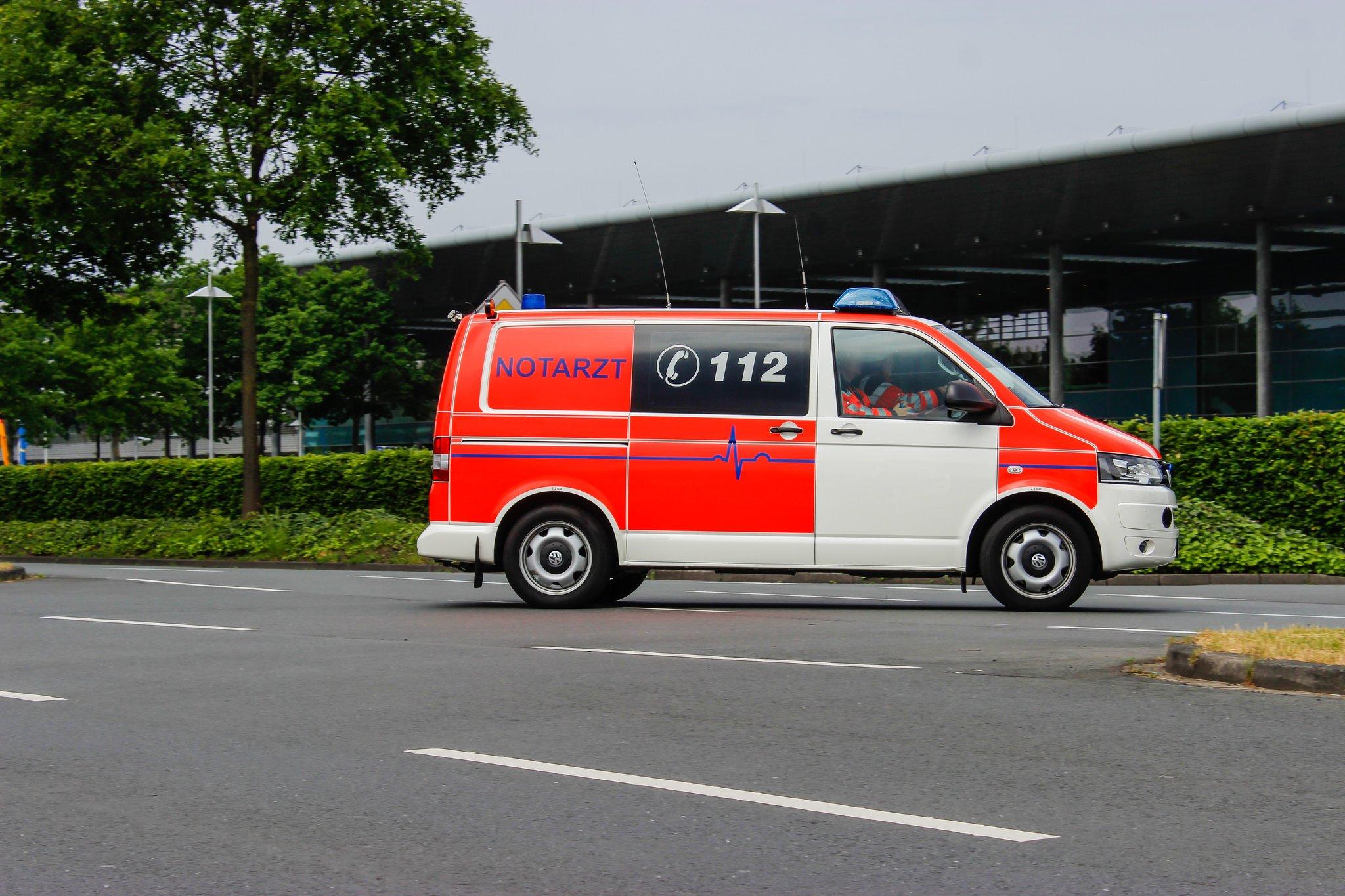 Datteln: 70-Jähriger Autofahrer bei Unfall leicht verletzt - Datteln - Lokalkompass.de
