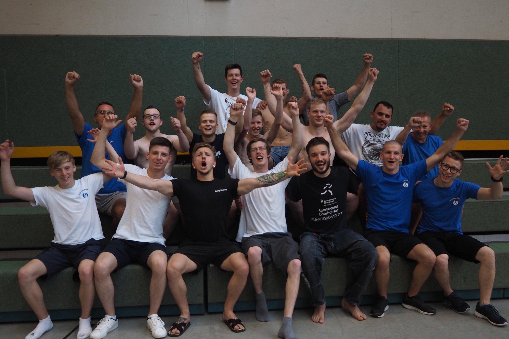 """Judo NRW-Liga: """"Frohe Botschaft"""" vor Weihnachten: Erste Mannschaft des Judo-Team Holten startet in der kommenden Saison in NRW-Liga - Lokalkompass.de"""