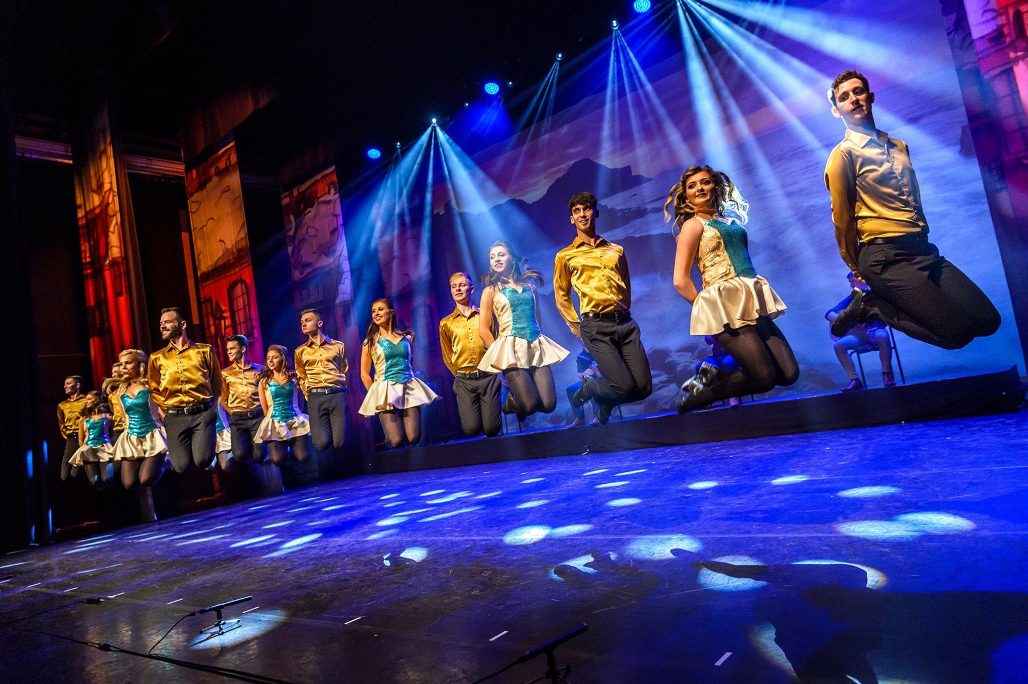 20-jähriges Jubiläum von Rhythm of the Dance: Irische Steppkunst in Hilden - Hilden - Lokalkompass.de