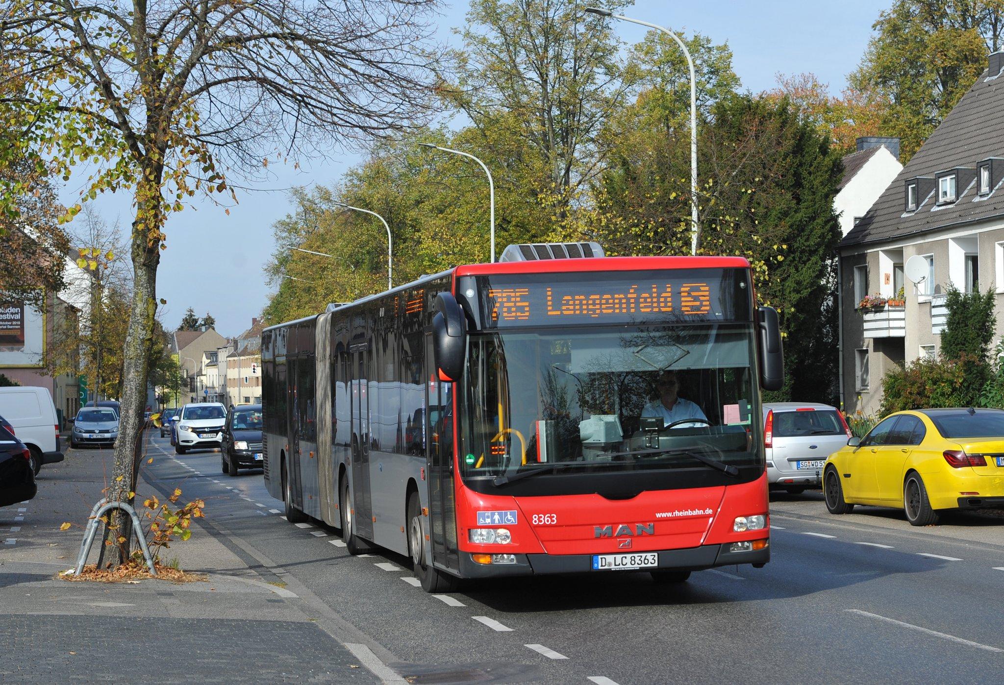 Teilweise Sperrung der Kreuzung Kirchhofstraße/Talstraße: Hilden: Sechs Buslinien fahren Umleitungen - Hilden - Lokalkompass.de