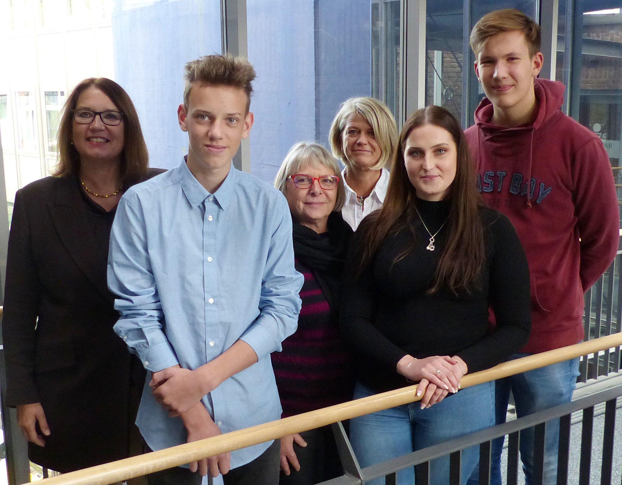 Preisverleihung nach der Talente-Rallye in der Weseler Gesamtschule Am Lauerhaas - Lokalkompass.de
