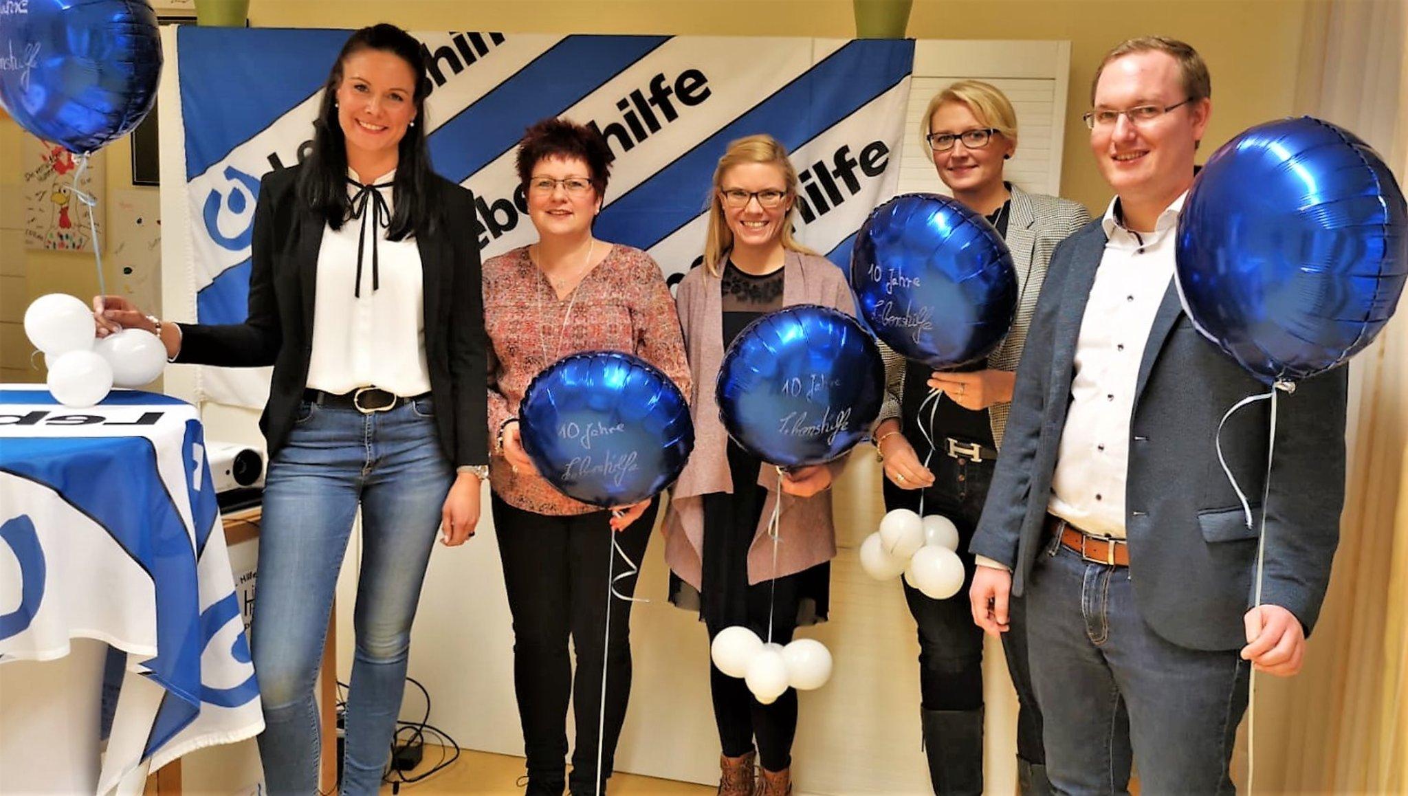 Gelebtes Miteinander: Lebenshilfe-Center feiert 10-jähriges Jubiläum - Lokalkompass.de