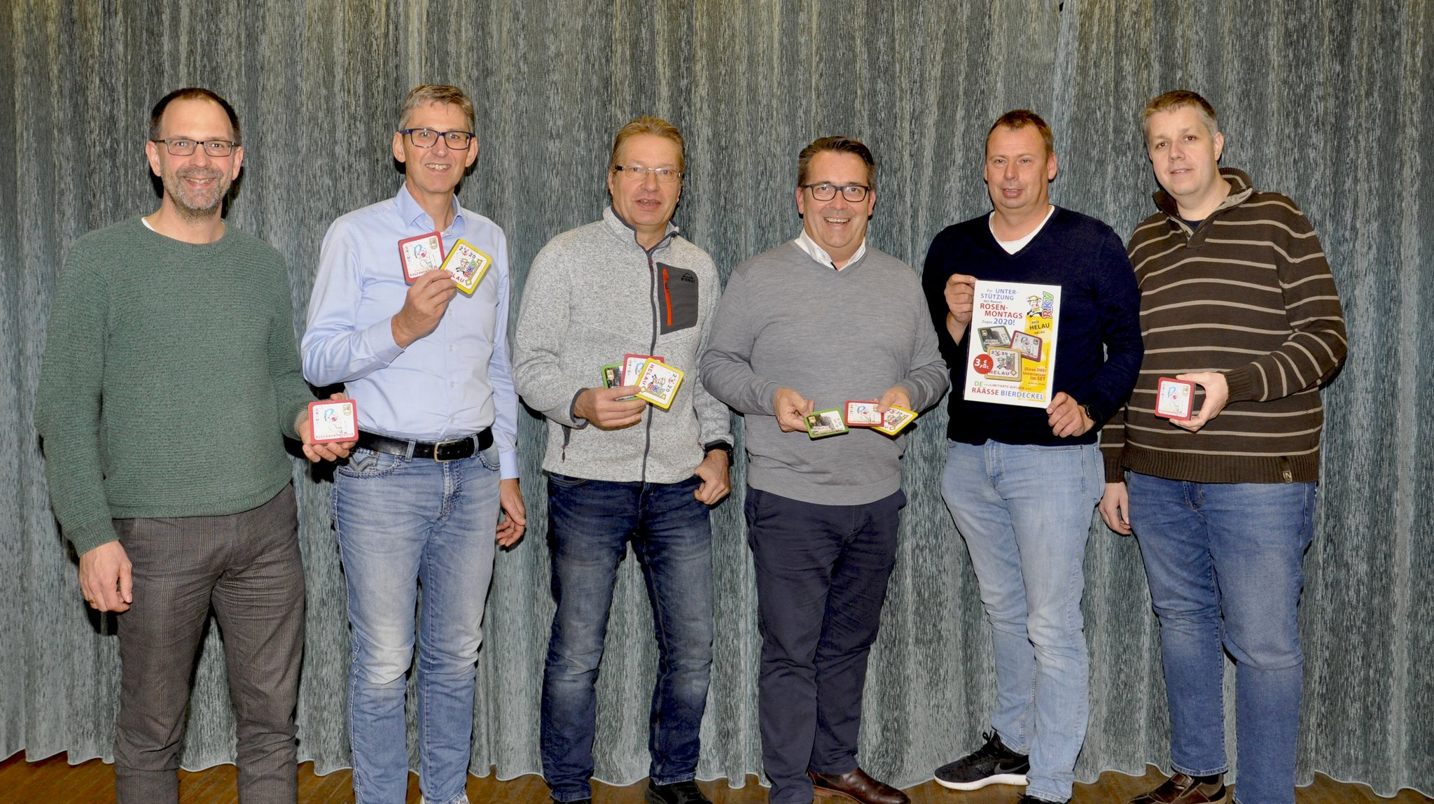 Karneval in Rees: Hämme wej ok genn Kneipe mehr, Fastelovend fiere wej bes märge - Rees - Lokalkompass.de