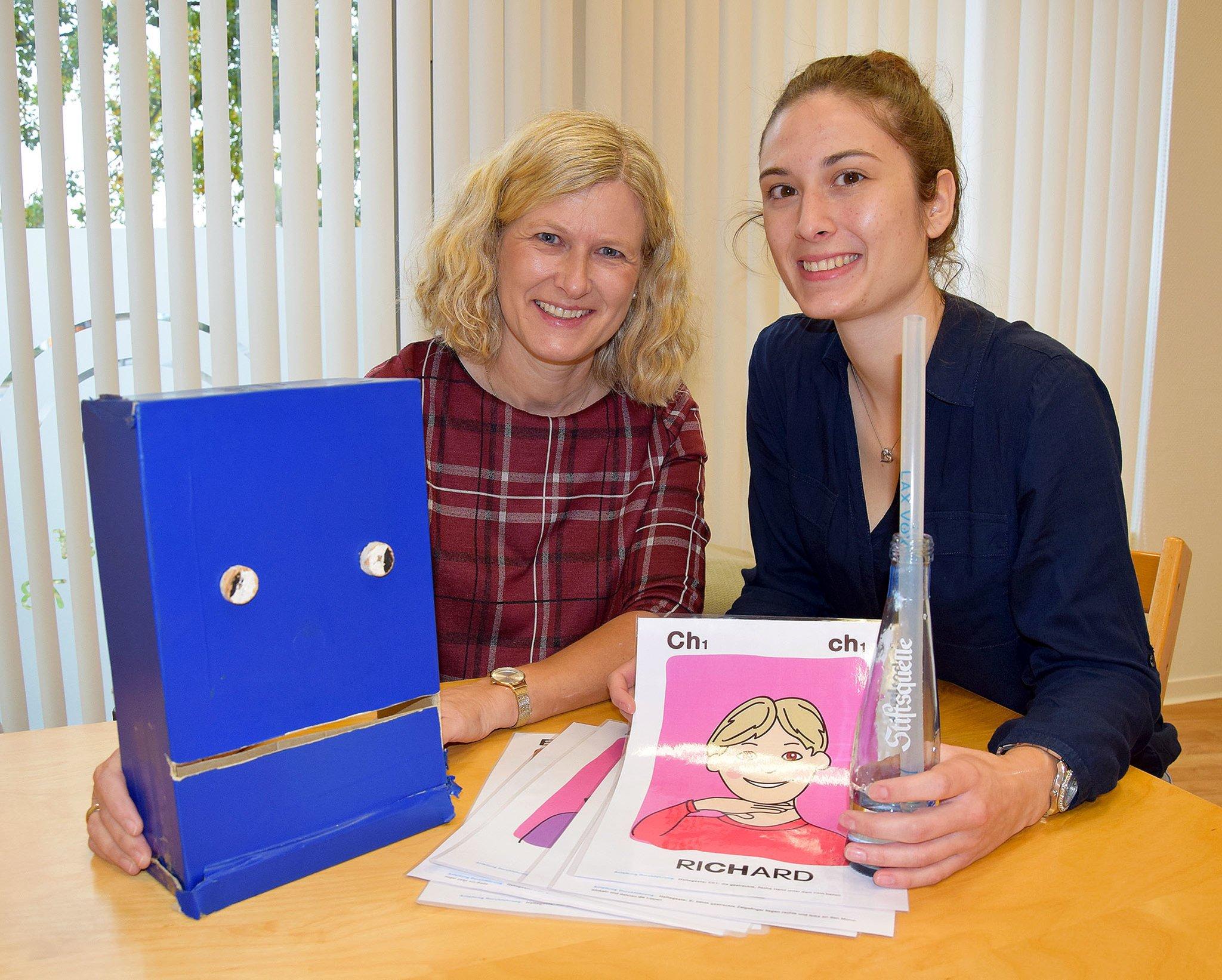 Hilfe für Kinder und Erwachsene: 25 Jahre Logopädie Eva Graf - Lokalkompass.de