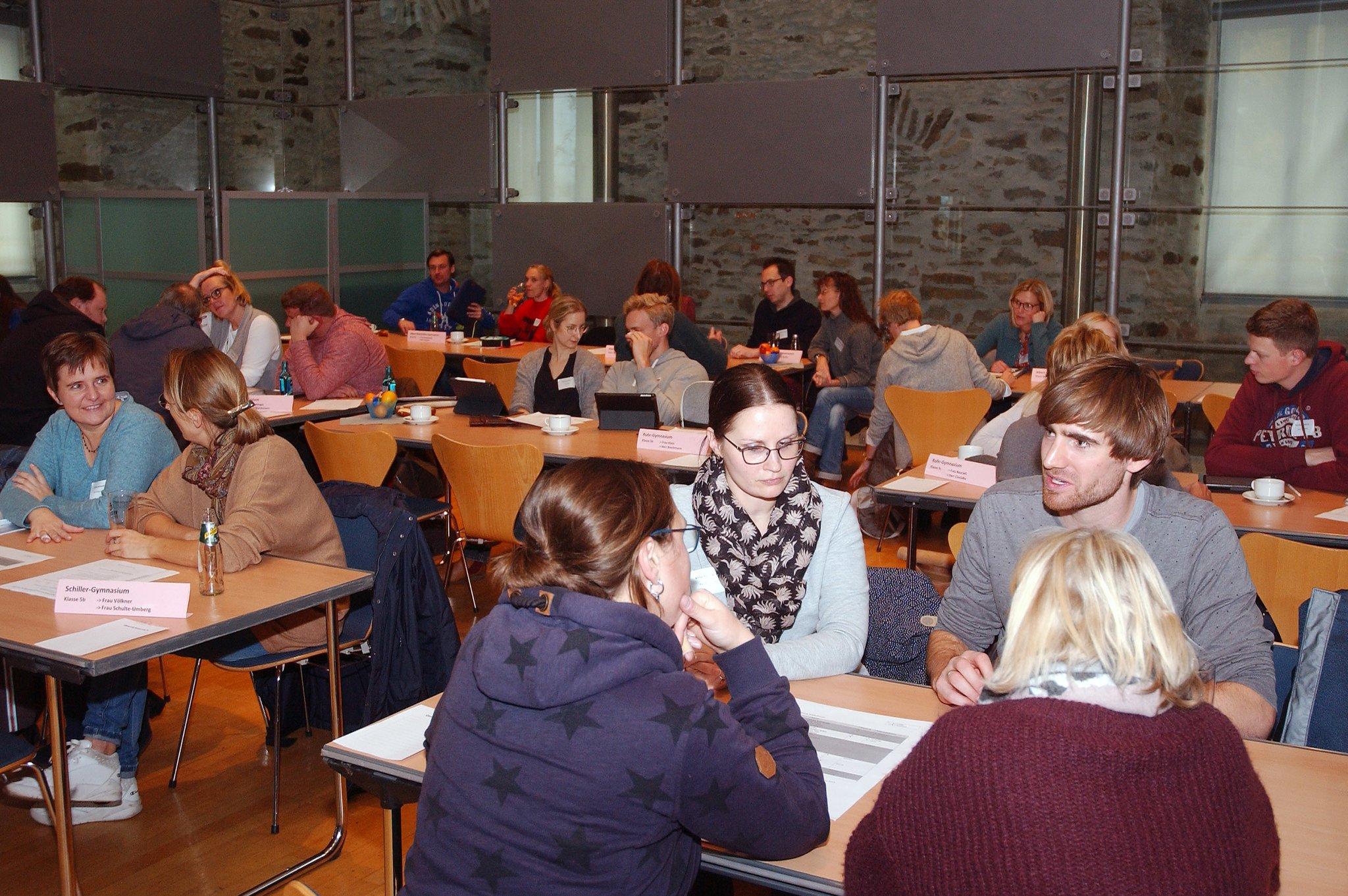 Aus der Schule: Speed-Dating für Lehrer - Lokalkompass.de