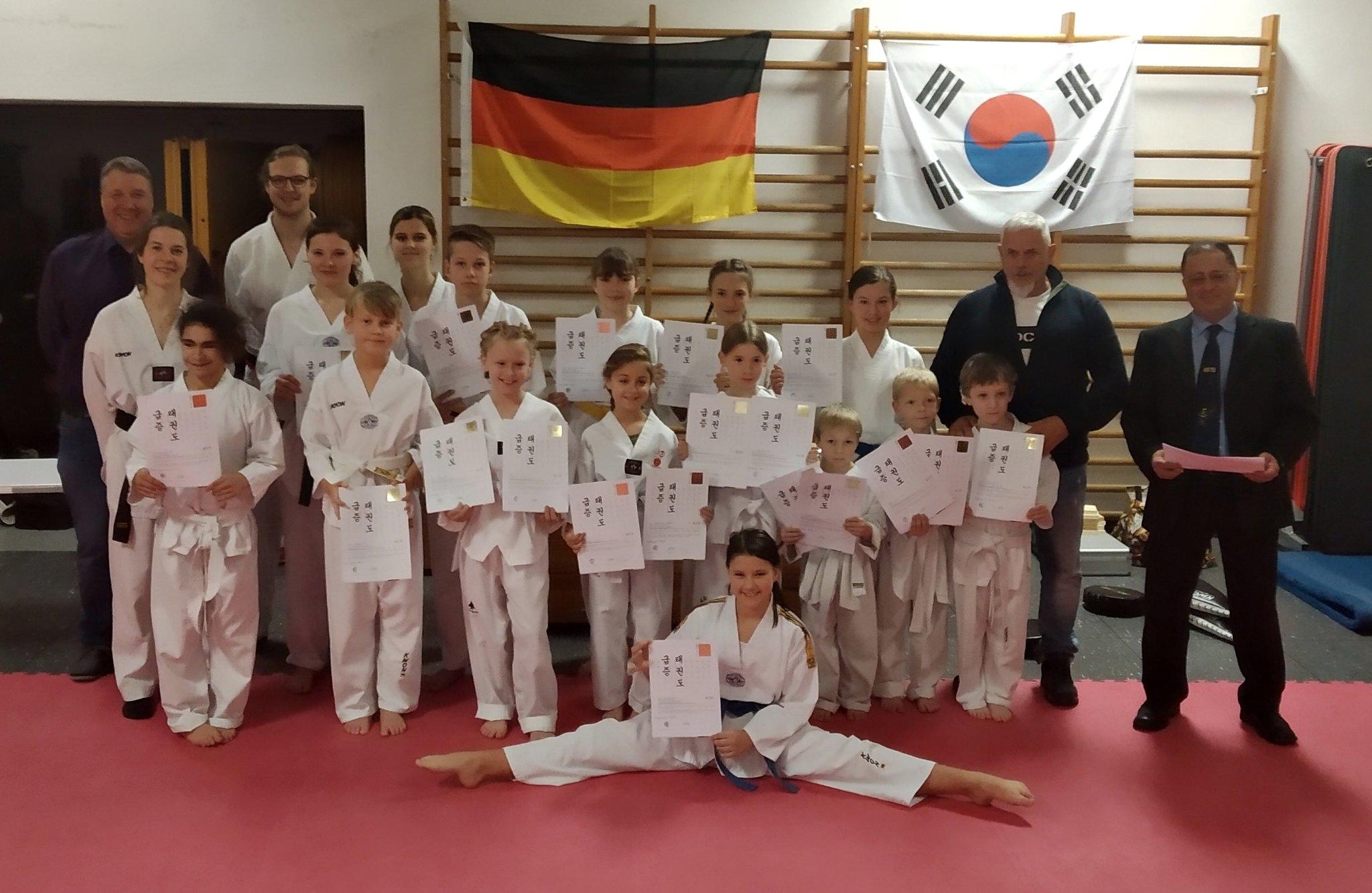Taekwondo Taebaek Rhade: Taekwondo Prüfungstermin in Rhade - Dorsten - Lokalkompass.de